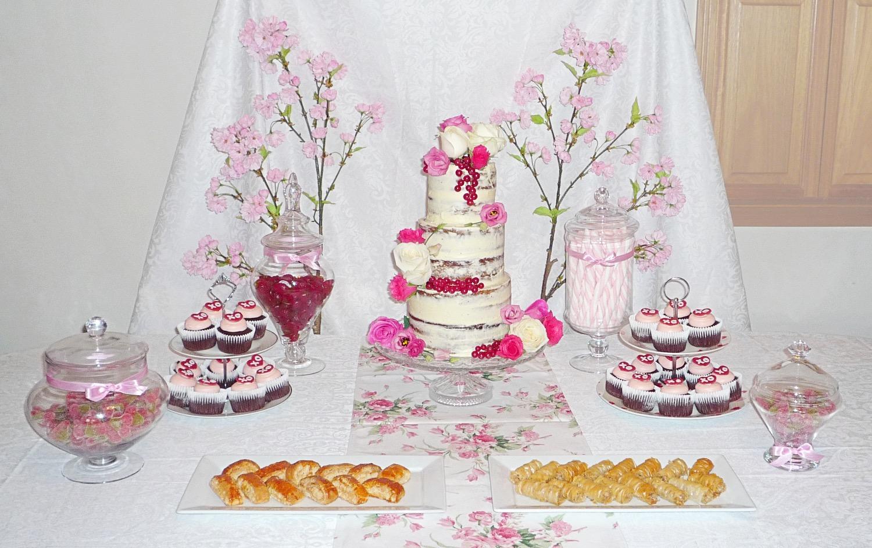Engagement Cakescape