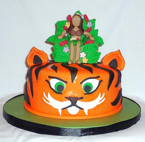 Katy Perry Raw Birthday Cake