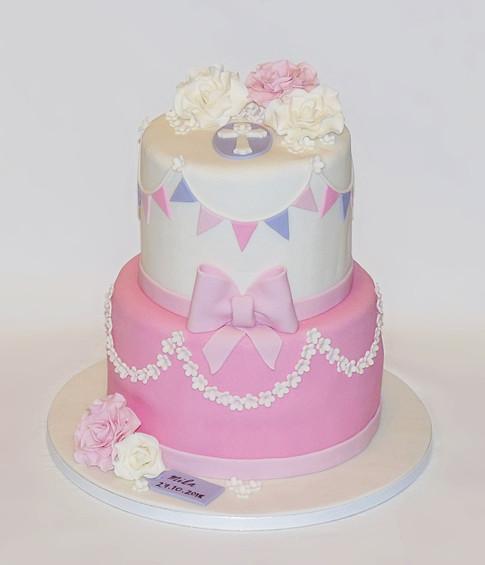 Mila's Christening Cake