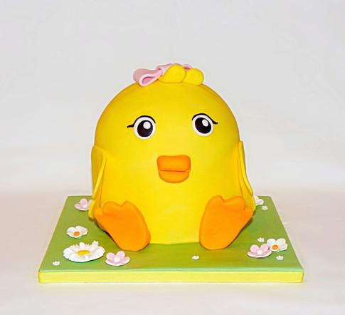 Little Duckling cake
