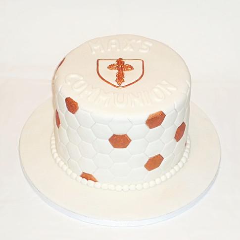 Max's Communion cake