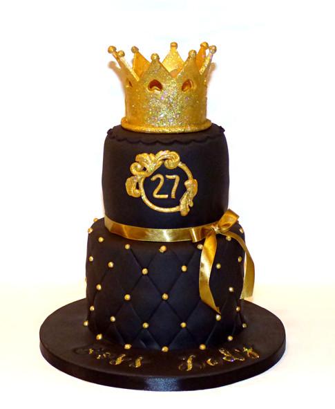 Boss Lady cake