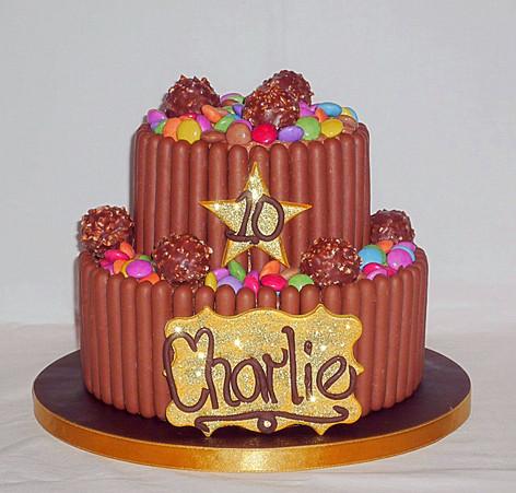 Charlie's Chocolate Cake