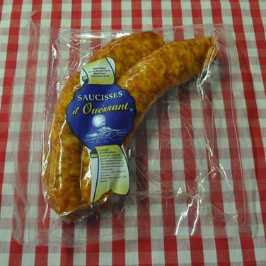 Saucisse d'Ouessant