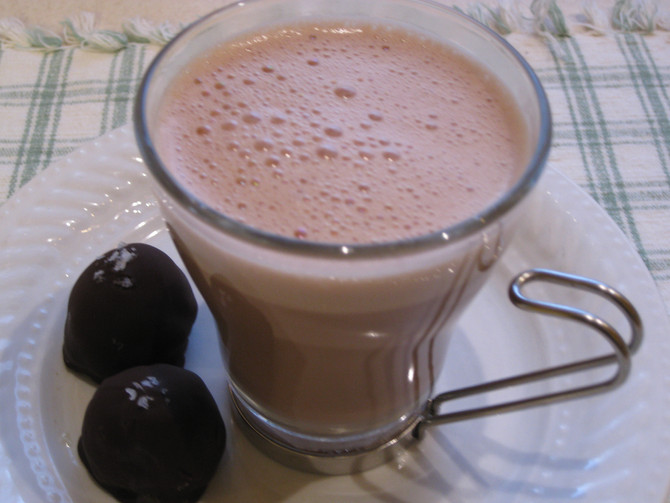 Sugar Free, Dairy Free Double Dark Hot Chocolate Mix
