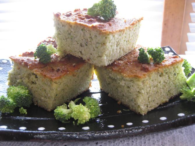 Broccoli-Cheddar Bread