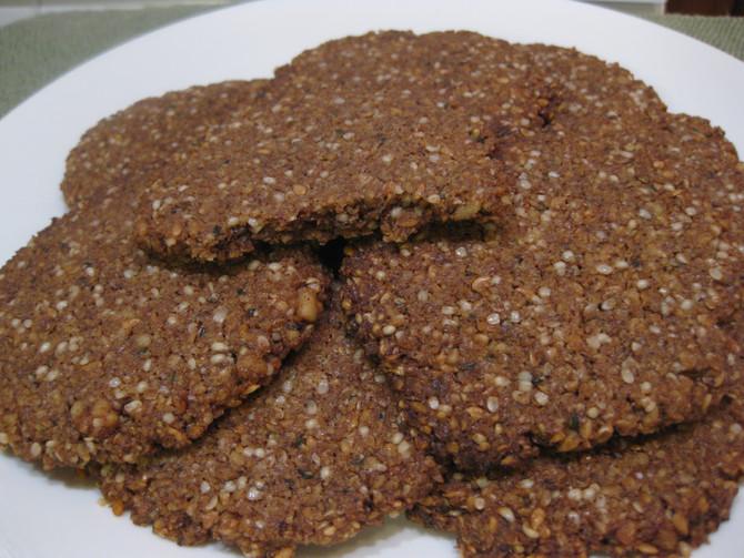 Flaxseed Breakfast Cookies