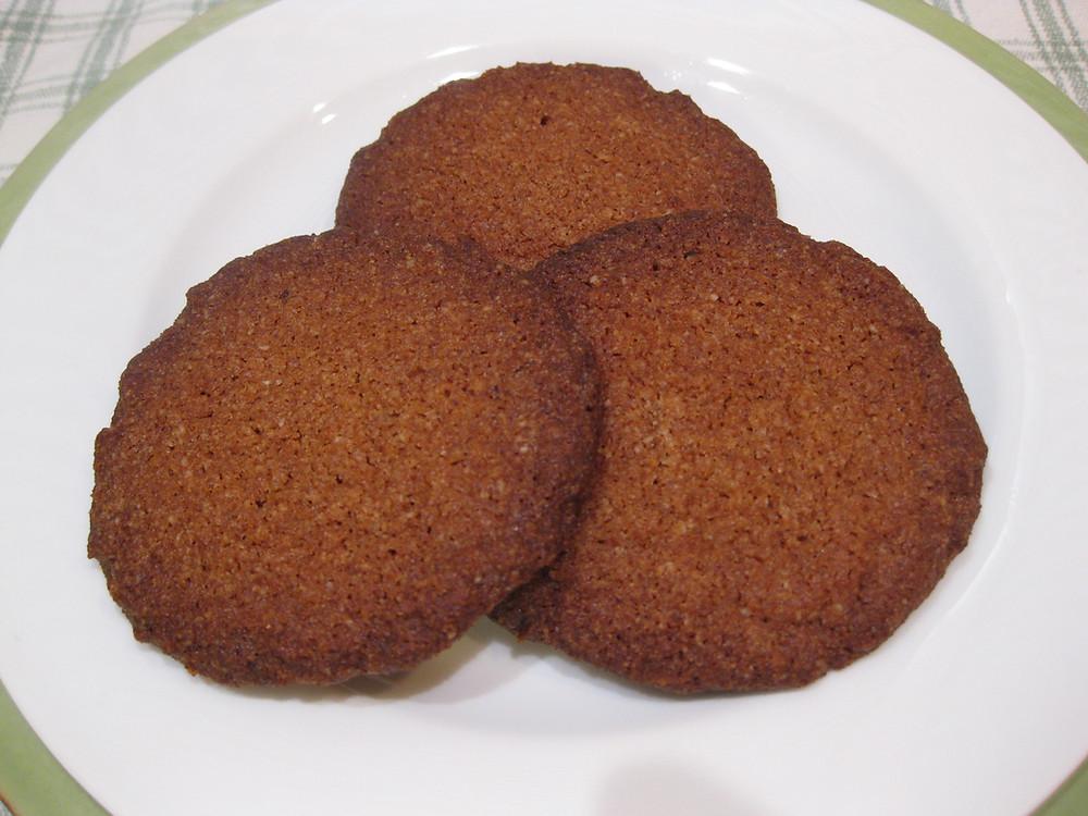 1 Carb Bastogne Biscuits/Cookies