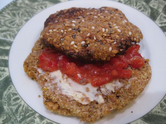 Microwave Keto Bread