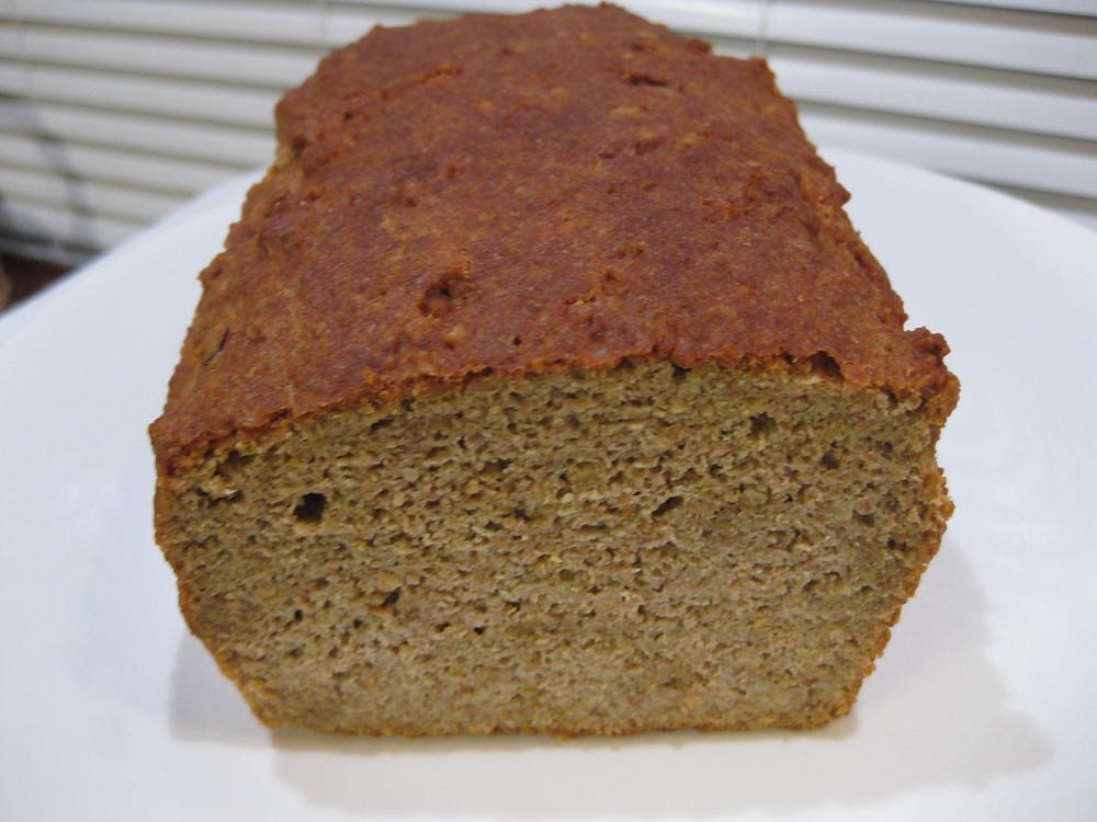 "Whole ""Wheat"" Flax Bread"
