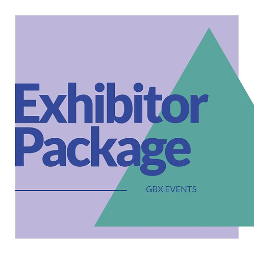 Exhibitor Package