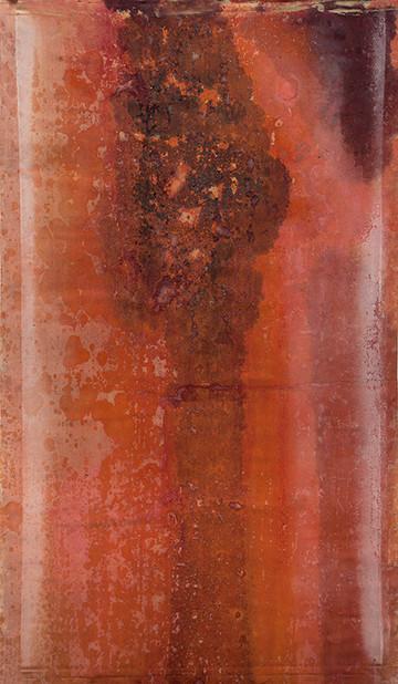 Identidad | acrílico sobre tela 179 x 99 cm 2017