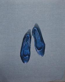 Zapatos | óleo sobre tela 90x60cm 2013