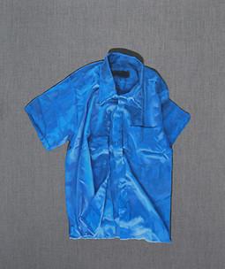 Camisa   óleo sobre tela 60x90 cm 2013