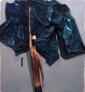 Noria | óleo sobre tela 110x100cm