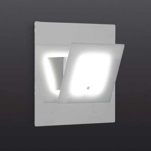 Aplique 1 luz led