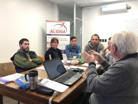 Capacitación Interna sobre Sistema y política de gestión