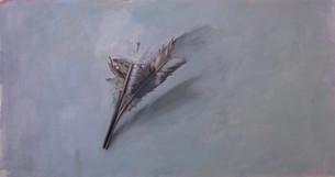 Inquitú | óleo sobre tela 40x80cm