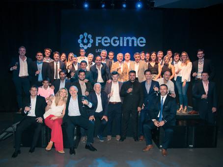 Se llevó a cabo la última Asamblea del 2019 y cocktail de fin de año de FEGIME.