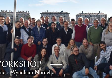 Workshop FEGIME Latam Junio 2019