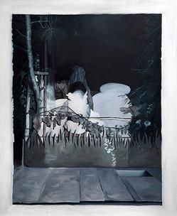 Nostalgia | óleo sobre tela 94x74cm 2017