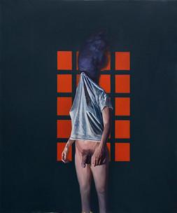 Entelequia_1 | óleo sobre tela 112 x90 cm_201