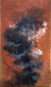 Identidad 2 | acrilico y óleo sobre tela 199x115cm 2017