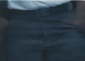 Cintura | óleo sobre tela 35x50cm 2013