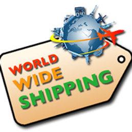 WORLDWIDE SHIPPING - BLANKET