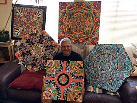 🎨 My Trip to Visit My Art Patron In Las Vegas - Part 2