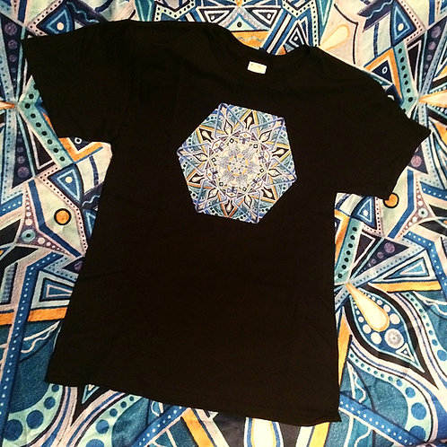"""""""GALACTIC VISION PORTAL"""" T-Shirt"""