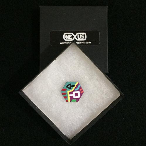 "Pin #21 - 1.25"" Hexagonal"