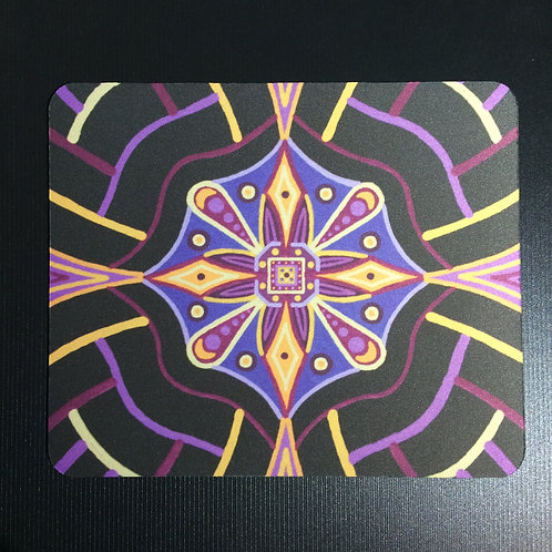 """""""Passion Vibe"""" Mouse Pad"""