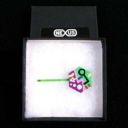 "Hair Pin #15 - 1.25"" Hexagonal"