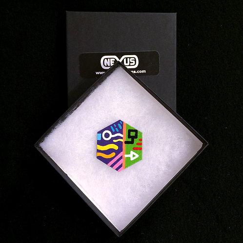 """Magnet #3 - 1.75"""" Hexagonal (Vertical)"""