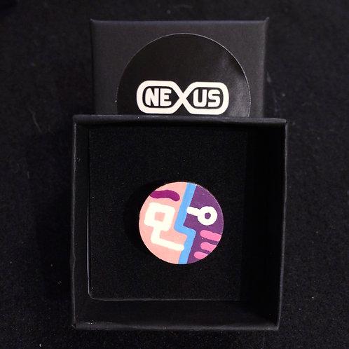 """Ring #2 - .75"""" Round"""