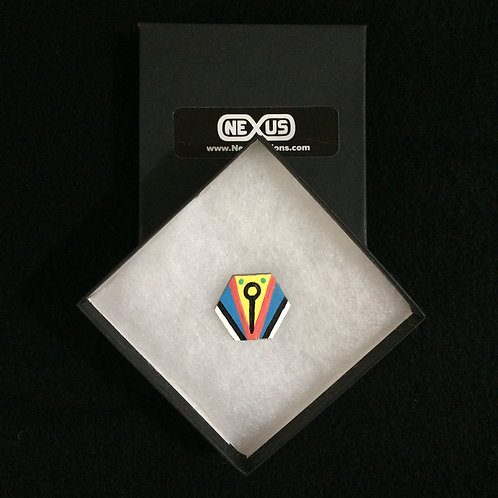 "Pin #28 - 1.25"" Hexagonal"
