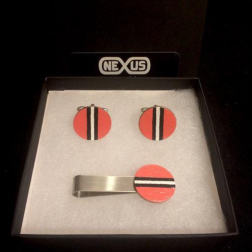 Cufflinks & Tie Bar #4