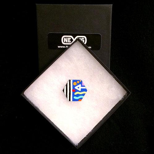 "Pin #8 - 1.25"" Hexagonal"