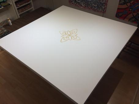 ✨ A Massive New Mandala Painting!