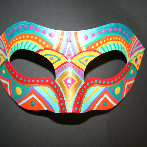3RD EYE SMILE PARTY MASK