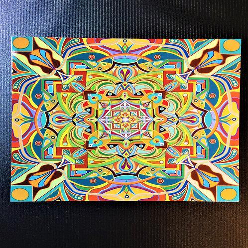 """Event Horizon"" 5 x 7 inch print"