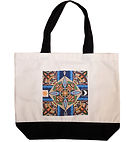 Tote Bags Designed By Mandala Artist Adam Millward