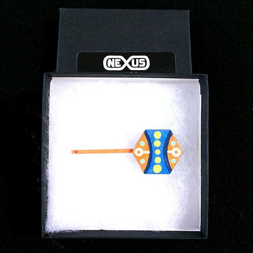 "Hair Pin #19 - 1.25"" Hexagonal"