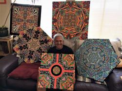 One of my Art Collectors Brad