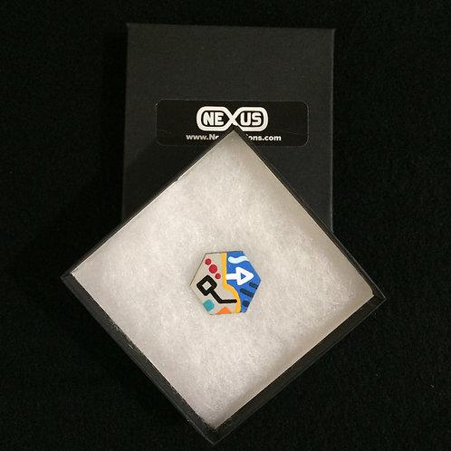 "Pin #16 - 1.25"" Hexagonal"