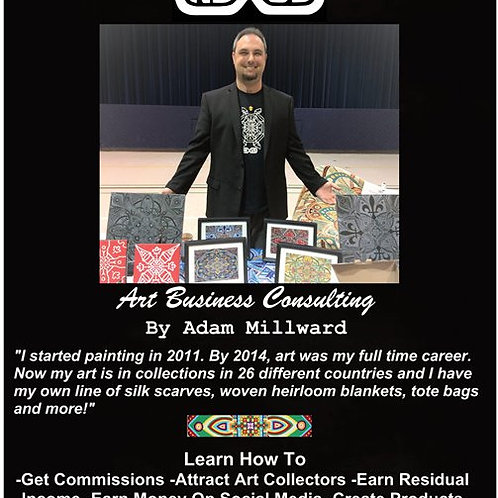 90 MINUTE ART BUSINESS CONSULTATION
