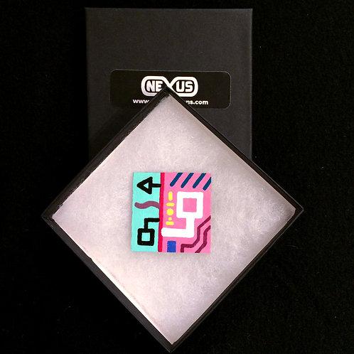 """Magnet #12 - 1.75"""" Square"""