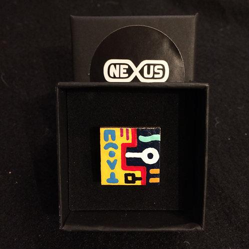 "Ring #6 - .75"" Square"