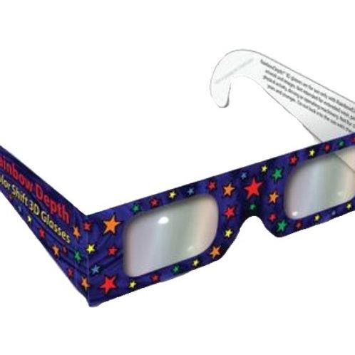 RainbowDepth™ Color Shift 3D Glasses